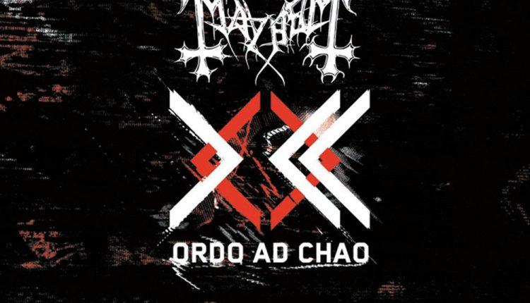 Mayhem - Ordo Ad Chao albüm inelemesi
