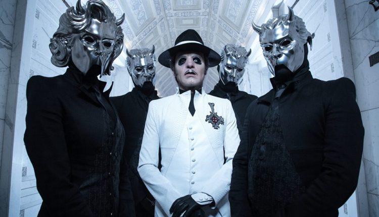 Yeni Ghost şarkısı Rats için çekilen video klip yayınlandı | Musiki Cemiyeti