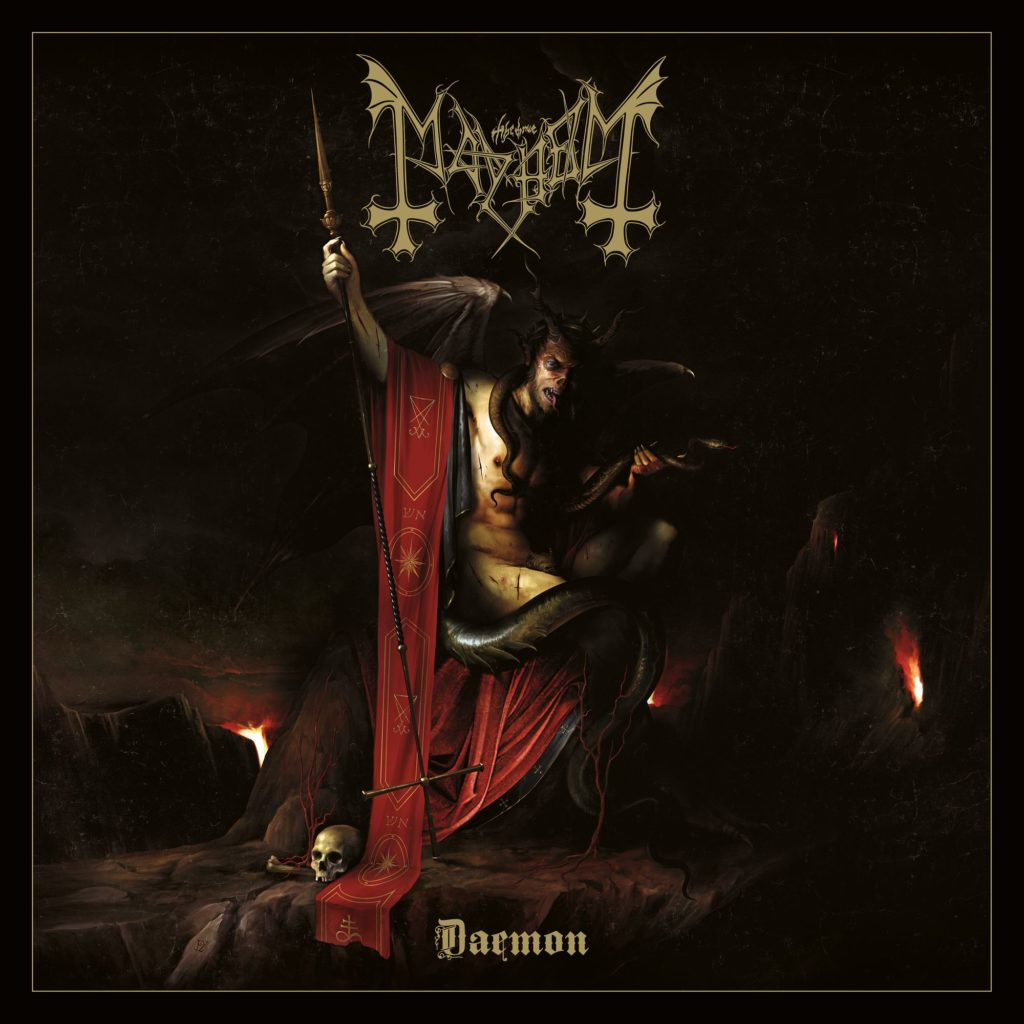 Mayhem - Daemon Albüm İncelemesi | Musiki Cemiyeti