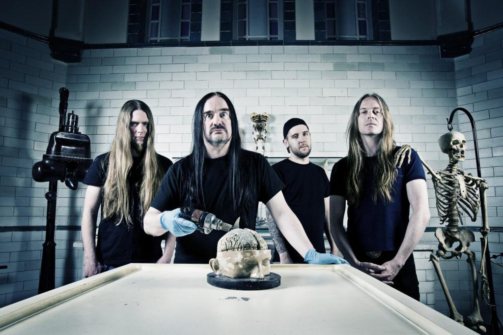 Yeni Carcass şarkısı Under The Scalpel Blade yayınlandı | Musiki Cemiyeti