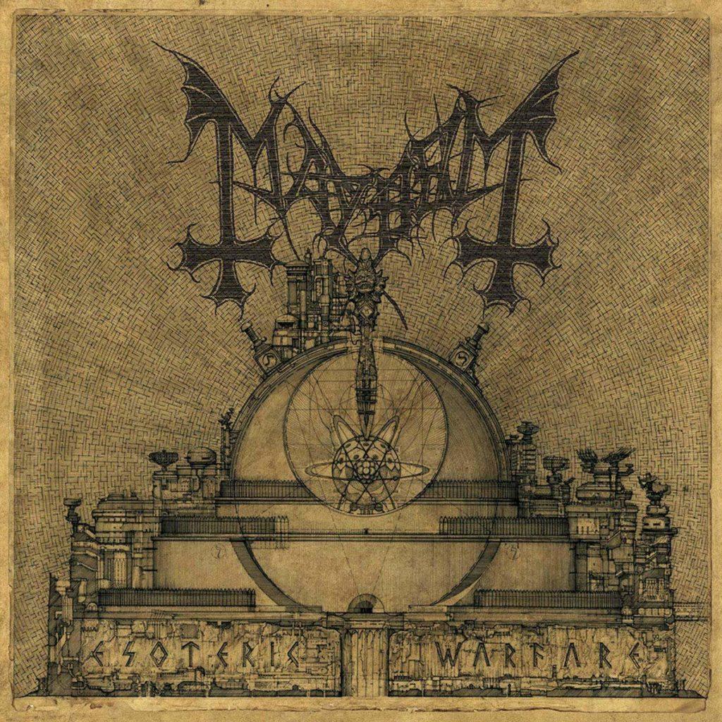 Mayhem - Esoteric Warfare Albüm İncelemesi | Musiki Cemiyeti